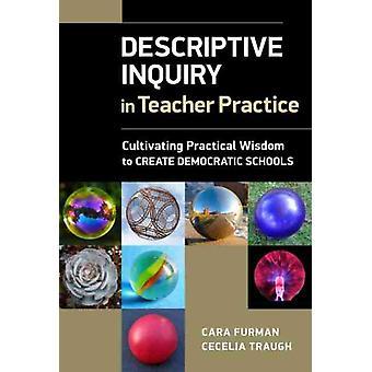 Beschreibende Untersuchung in der Lehrerpraxis von anderen Cara E Furman & andere Cecelia E Traugh