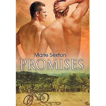 Promises by Marie Sexton - 9781634770088 Book