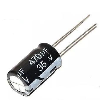 Alumiini elektroninen kondensaattori