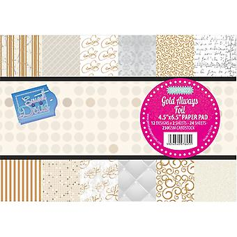 Sweet Dixie - Gold Always Paper Pad