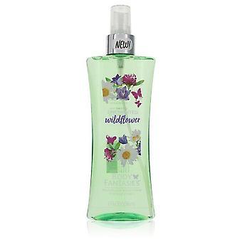 Kroppsfantasier förtrollad vildblomma kroppsspray av parfums de coeur 556200 240 ml