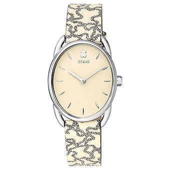 Tous watches dai watch for Women Analog Quartz with Cowhide Bracelet 100350435