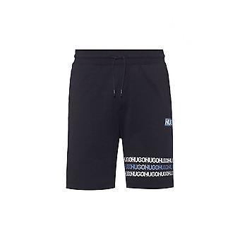 Hugo Boss Dakumi Cotton Navy Shorts