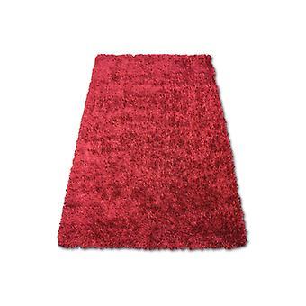 Rug SHAGGY LILOU rosso