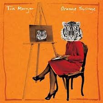 Tom Morgan – Orange Syringe Vinyl