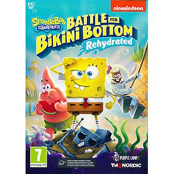 Spongebob Battle for Bikini Rehydrated PC Game