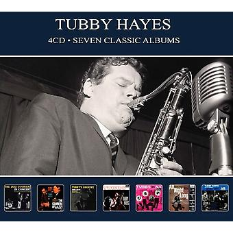 Tubby Hayes - Seven Classic Albums CD