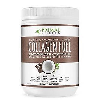 Primal Kitchen Collagen Fuel, Chocolate Coconut 13.9 Oz