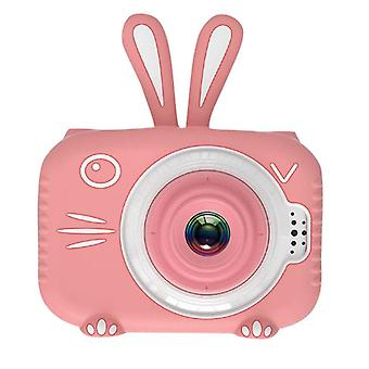 Children's digital camera hd cartoon kids camera video camcorder 2.0 inch 20mp 1080p photo camera toys for girls birthday gifts