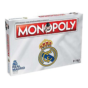 Lautapeli Monopoli Real Madrid C.F. (ES-FI)