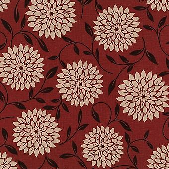 Graham & Braun Flora Crimson Hintergrundbild 58204