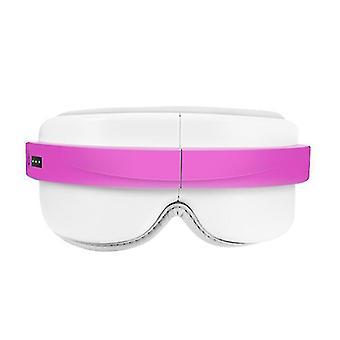 Uusi silmähierontalaite Kuuma pakkaus Silmäsuoja Lasten silmäsuoja silmähierontalaite (vaaleanpunainen)