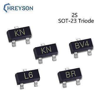 Npn Power Transistor Triode