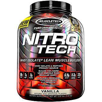 Nitro-Tech, Strawberry - 1800 grams