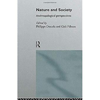 Natur och samhälle: Antropologiska perspektiv