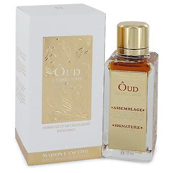 Lancome oud ambroisie eau de parfum spray by lancome 543587 100 ml