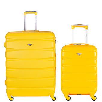 Leichte 4-Rad-Hartkoffer Koffer Kabine & halten Gepäck Emirate genehmigt
