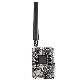 Trail cameras bg310-m 4g hunting cameras color lcd invisible ir night vision economic tree cam forest deer game