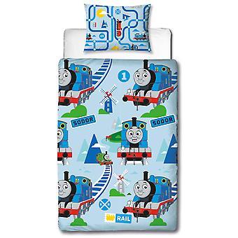 Thomas & Friends spårar enkeltäckesset