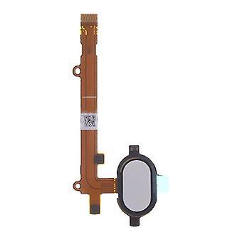 Fingerprint Sensor Flex Cable pour Motorola Moto Z2 Play XT1710 (Blanc)