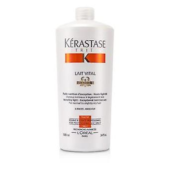 Kerastase Nutritive Lait Vital Incredibly Light - Exceptional Nutrition Care (for Normal To Slightly Dry Hair) - 1000ml/34oz