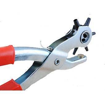New High Quality Leather Strap Watch Band Belt Hole Punch Pliers Tool