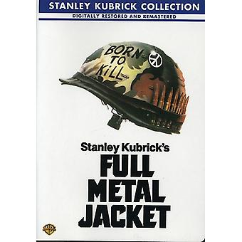 Full Metal Jacket [DVD] USA importare
