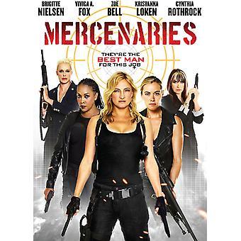 Mercenaries [BLU-RAY] USA import