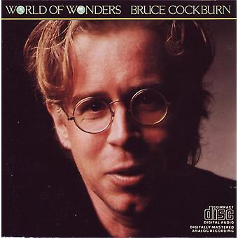 Bruce Cockburn - World of Wonders [Vinyl] USA import