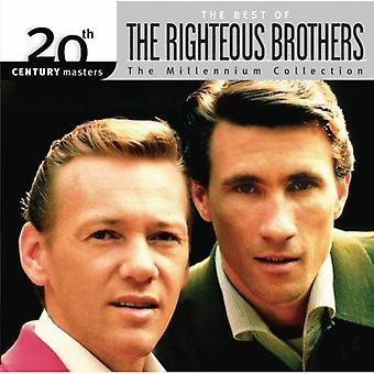 Righteous Brothers - Millennium Collection-20th Century Masters [CD] USA import