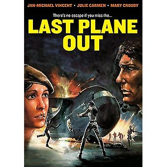 Last Plane Out (1983) [DVD] USA import