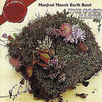 Manfred Mann's Earth Band - Good Earth [Vinyl] USA import