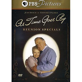 As Time Goes by-Reunion Specials [DVD] USA import