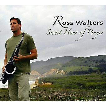 Ross Walters - Sweet time of Prayer [DVD] USA import
