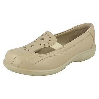 Ladies Easy B Casual Slip On Shoes Sunny
