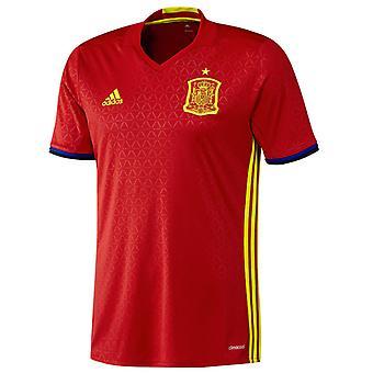 2016-2017 İspanya Ev Adidas Futbol Forması
