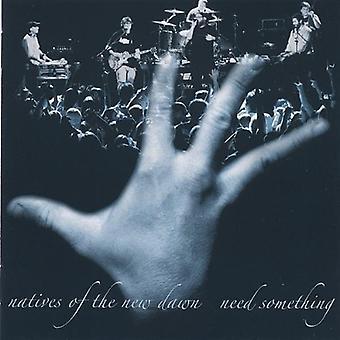 Kotoisin New Dawn - on jotain [CD] USA tuonti