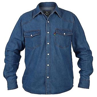 Duke Western Denim Shirt