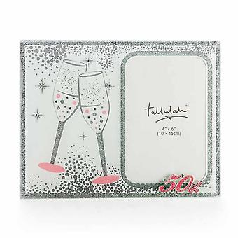50th Birthday Sparkle Frame