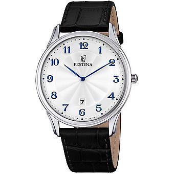 Festina mens watch F6851-2