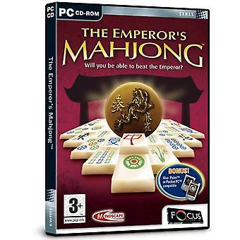 The Emperors Mahjong (PC CD) - Novo