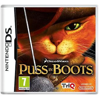 Puss in Boots (Nintendo DS) - Nouveau