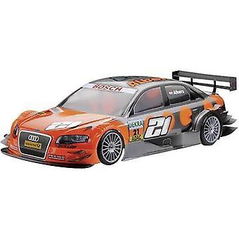 Reely 237987 01:10 carro Audi A4 DTM 2008 200mm pintada do corpo, cortar, decorado