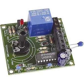 Whadda VM137 Thermostat unit Component 12 V DC 5 up to 30 °C