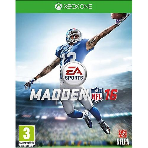 Madden NFL 16 Xbox One Game