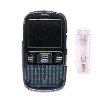 Wireless Solutions Snap-On Case für Samsung SCH-R350 - Smoke/Clear