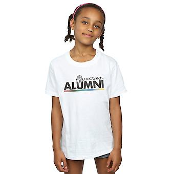 Harry Potter meisjes Zweinstein Alumni T-Shirt