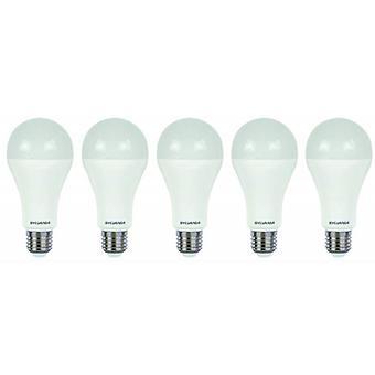 5 x Sylvania ToLEDo A60 E27 V4 6W Daylight LED 500lm [Energy Class A+]