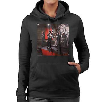 TV Times The Kinks Live Ready Steady Go Women's Hooded Sweatshirt