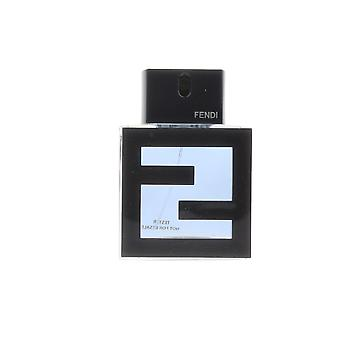 Fendi ' fan di Fendi ' pour Homme Acqua EAU de Toilette 1.7 oz/50ml unboxed